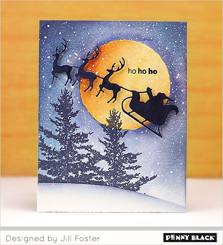 Peaceful Winter Teaser #7: Christmas Classics | The Penny Black Blog
