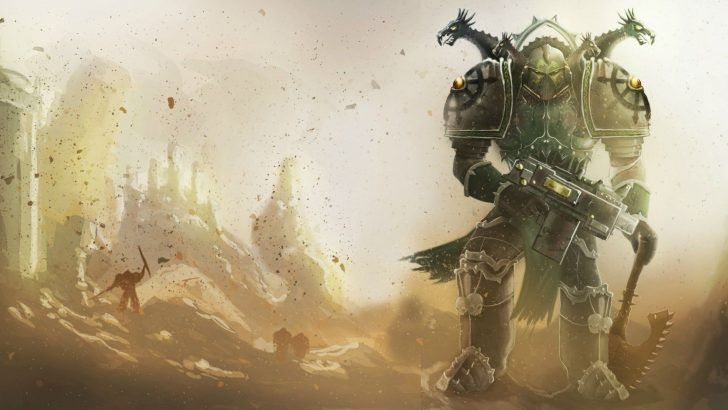 warhammer chaos wallpapers background with high resolution desktop wallpaper on games category similar with chaos eldar imperial guard space marine tau