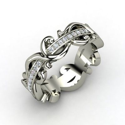 """""""Atlantis"""" Eternity ring.... for those of you who love Kenyans books...... (I WANT)"""