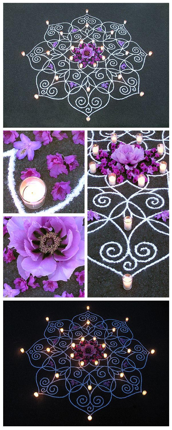 feminine sacred art kolam mandala rangoli art temple flow geometry divine earthereal