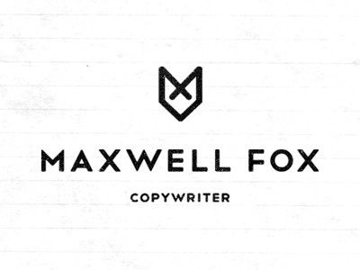 Dribbble M Fox by Brice Beasley in Logos / Branding / Identity                                                                                                                                                      More