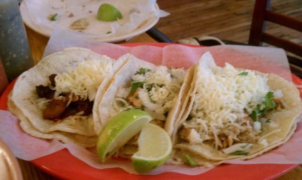 Tacos @ flacos tacos