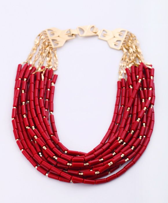 Website with really cheap statement necklaces. Definitely pin this one!