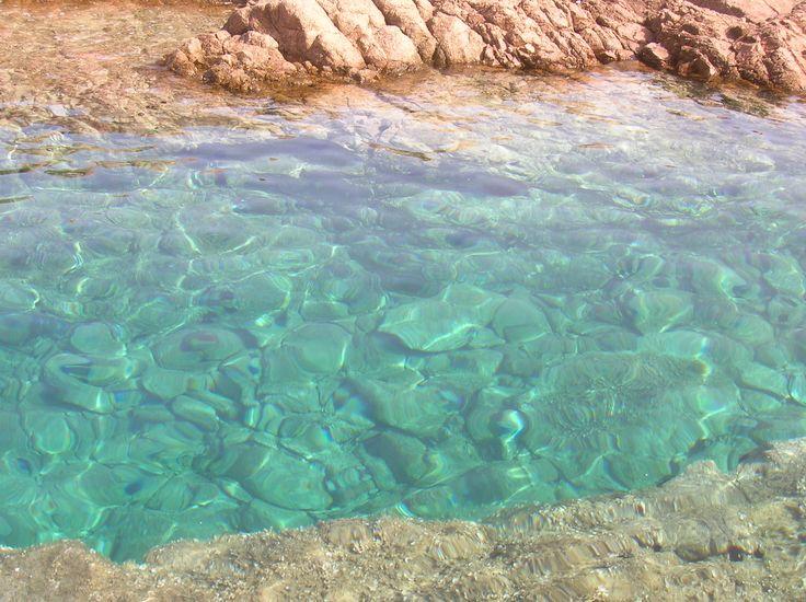 Isola Rossa - Crystal sea!!!