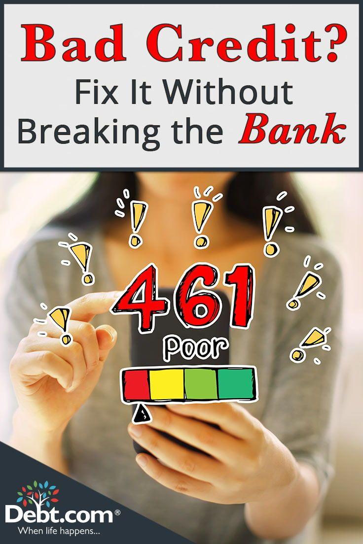 Free Credit Help How to fix credit, Credit repair