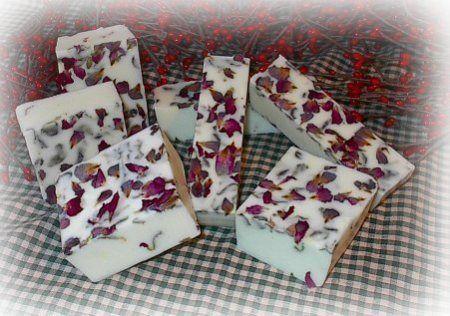 Como hacer jabones de rosas | Todo Manualidades