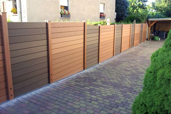Anti Uv Composite Fence Manufacturers Usa Easy Install