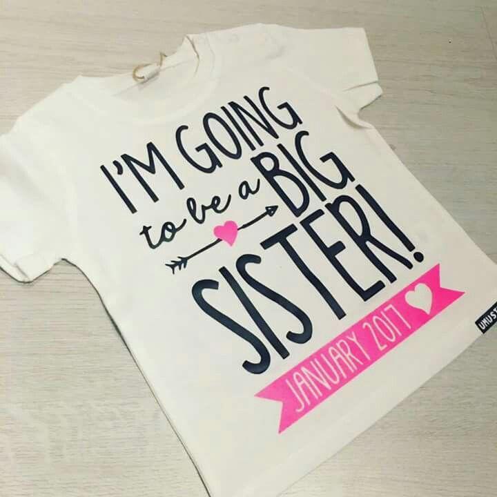 Grote broer/zus T-shirt