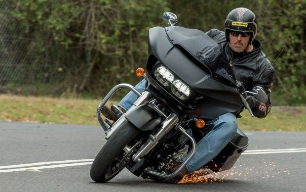 Sometimes, the most profound revelations are pronounced over a cold beer. I was sitting at a table with Neale Brumby (publisher of Heavy Duty) and Greg Leech (editor of Road Rider), and we were drinking and casting aspersions upon our enemies. As always, our conversation turned to motorcycles