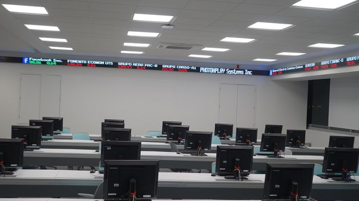 Led Stock Ticker Symbols are All Set to Draw Attention from Millions of Onlookers