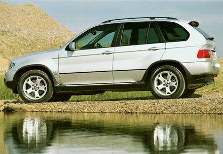 BMW X5 ( zwart ) Auto nr. 14 na alle engelse auto maar weer eens voor degelijk duits. Een van BMW eerst 4x4 auto's, goeie auto alleen een beetje hard afgeveerd. kenteken: ?