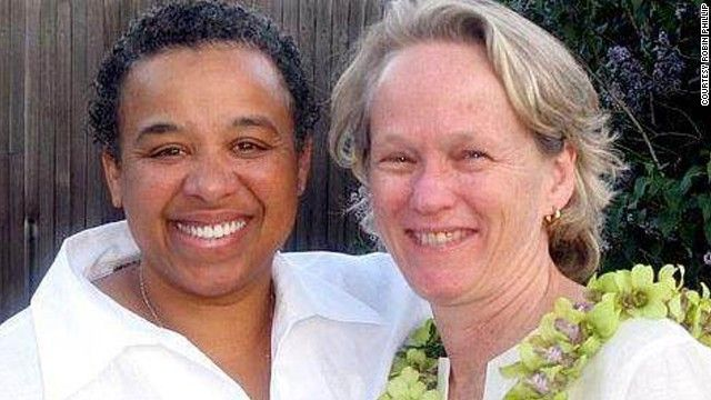 Daughter of interracial couple fights to validate her same-sex marriage