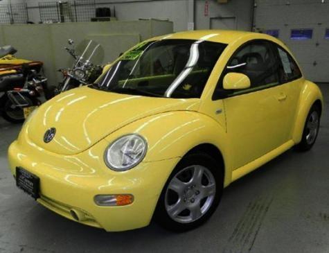 $4965 — Volkswagen Beetle GLS '99 in Illinois