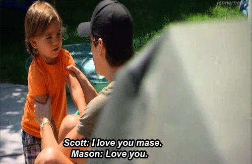 Scott Disick, Mason Disick