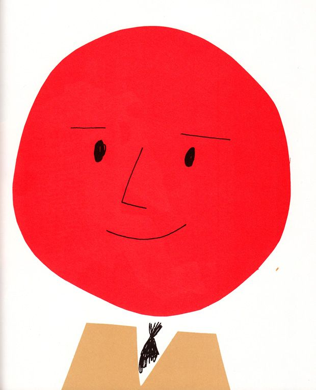 illustration from Sparkle and Spin: A Book About Words by Ann + Paul Rand (1957)