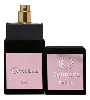 Coquillete Paris Sulmona - A dreamy-sounding almond fragrance