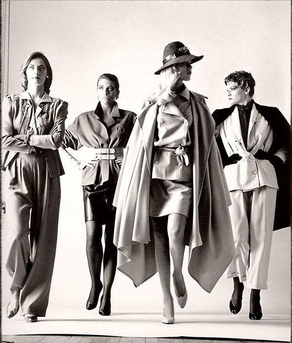 Helmut Newton- Naked and Dress