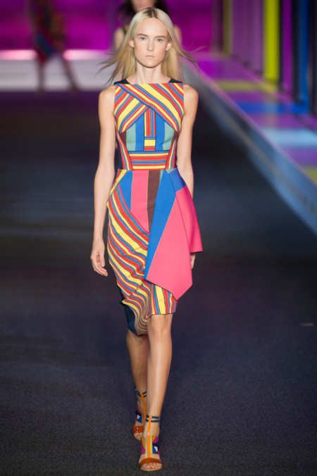 Peter Pilotto Spring 2015 RTW collection
