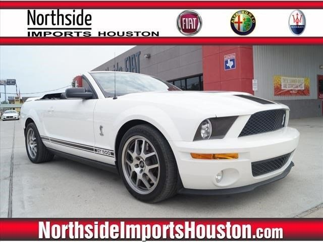 2008 Ford Shelby GT500 Convertible - $34,221