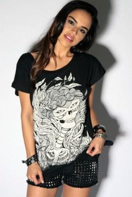 Lady Of The Lake Rocker Fashio - Iron Fist Clothing