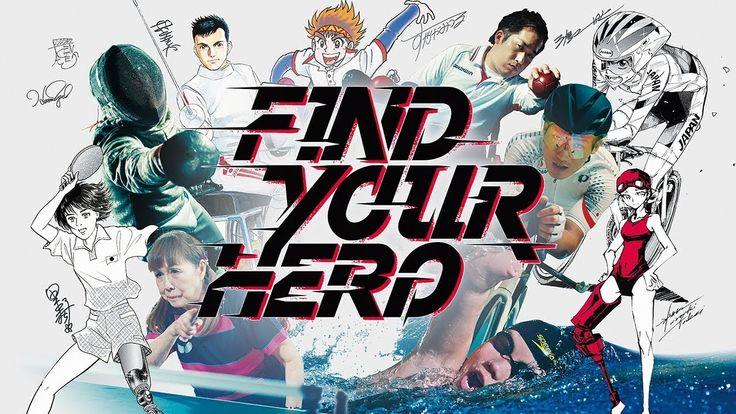 FIND YOUR HERO