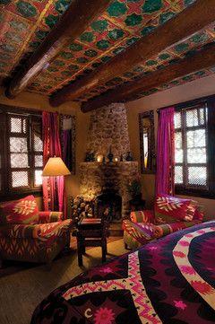 Inn of the Five Graces, Sante Fe, Mexico