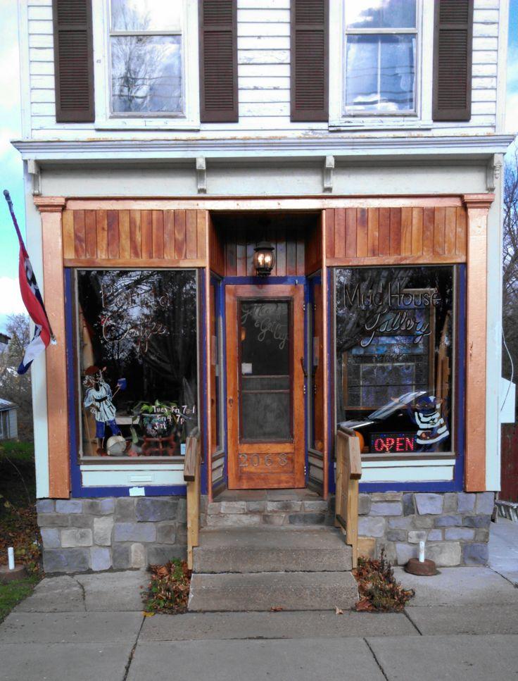Water Street Cafe Oswego Menu