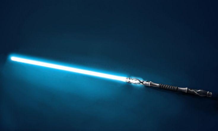 Kalippe Lightsaber by *JNetRocks on deviantART