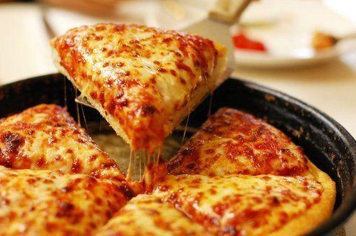 mmmm pizza !!!