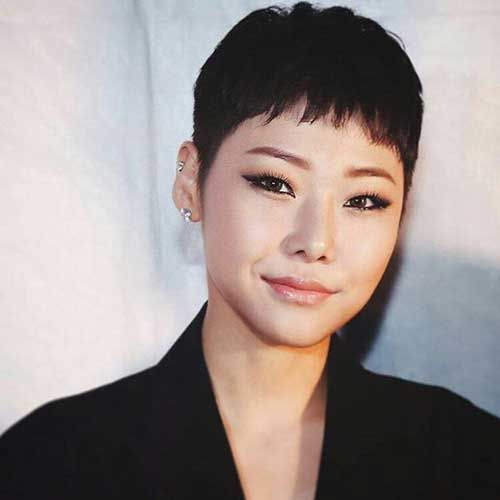 The latest trends for Pixie Haircuts for 2019