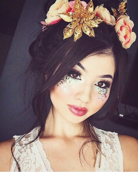 266 best Halloween Makeup images on Pinterest | Fairy costumes ...