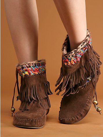 booties that i need