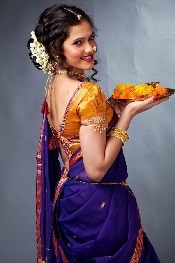 Buy Kashta Saree Online Kashta Saree Traditional Saree Blouse