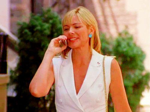 samantha jones, téléphone