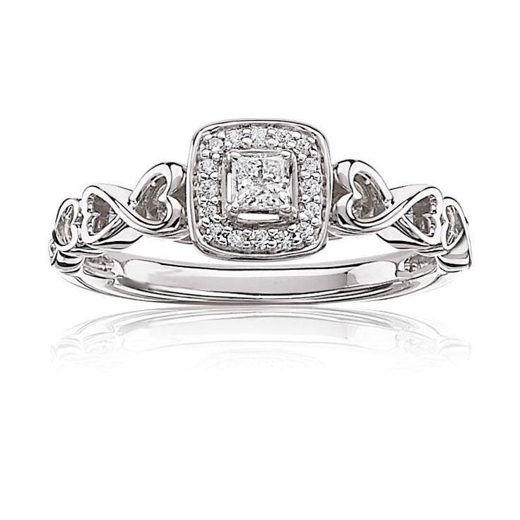 334 best PROMISE - ME images on Pinterest | Diamond ...