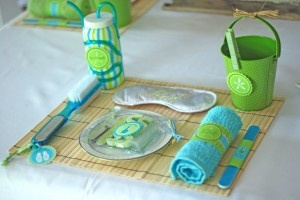 Kids Spa Party Ideas Dollar Stores