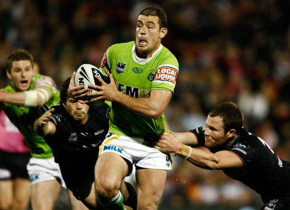 2010 NRL 3rd Qualifying Final - Panthers v Canberra Raiders - Terry Campese