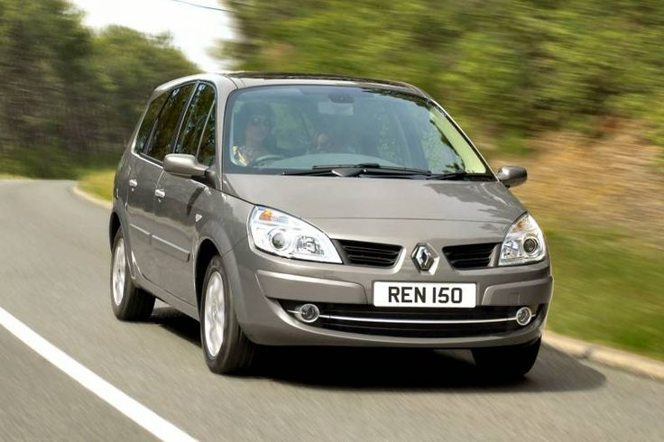 Renault Grand Scenic (2004 - 2009) used car review