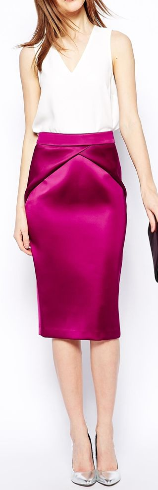 Absolutely in love with this skirt - for Christmas parties?