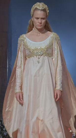 Lace up eyelet princess buttercup dress back