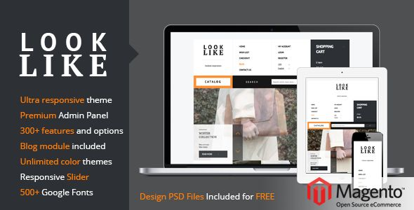 See More LookLike – Flat Premium Responsive Magento themeWe have the best promotion for you and if you are interested in the related item or need more information reviews from the x customer who are own of them before please follow the link to see fully reviews