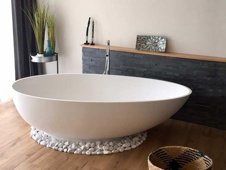 23 besten freistehende badewannen bilder auf pinterest badewannen freistehende badewanne und. Black Bedroom Furniture Sets. Home Design Ideas
