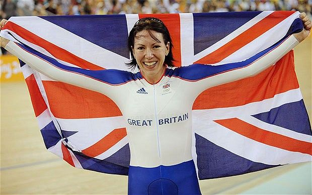 rebecca romero cyclist | London 2012 Olympics: Rebecca Romero quits GB cycling team and will ...