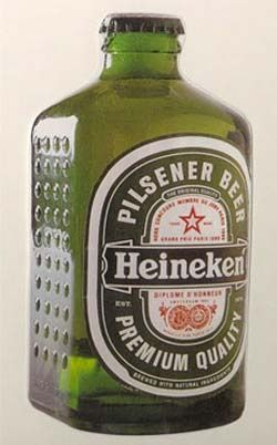 #HEINEKEN, #beer, #packaging