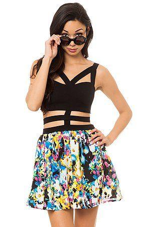 Street Fashion Spring Dresses