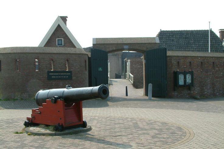 Destination Den Helder | Fort Kijkduin Den Helder.