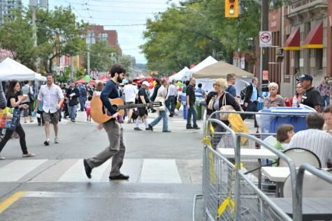 The 38th annual Cabbagetown Festival of the Arts, Toronto's longest running community festival, is back Saturday September 6 and Sunday Sept...