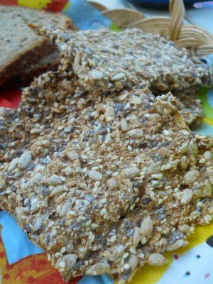 """My favorite Norwegian treat! Thought you might appreciate the detailed instructions including pictures @Leslie Poe  This is quite similar to the """"birdseed"""" bread I make however when I swap the trays, I use a cloth to push down on the outside edges as they start to curl up and I like it to be flat!"""