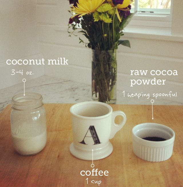 I'm ready to swap out my coffee for this morning wonder cup of healthy fats - especially if it means more energy, weight loss, and better skin. (Plus there's cocao!)