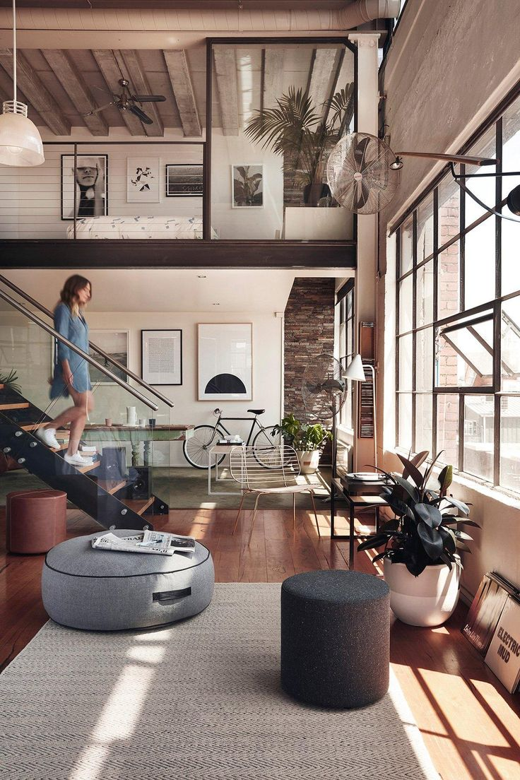 This Australian Loft Is Utter Perfection - UltraLinx  http://www.womenswatchhouse.com/